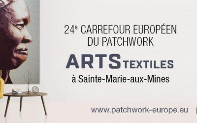 Le Mille Patch expose au Carrefour européen du patchwork