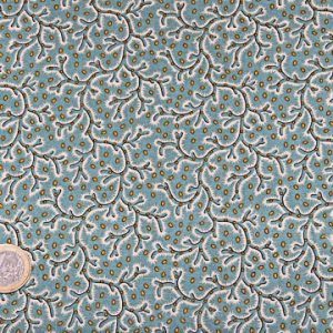 tissu-makover-branches-bleu-turquoise-lemillepatch
