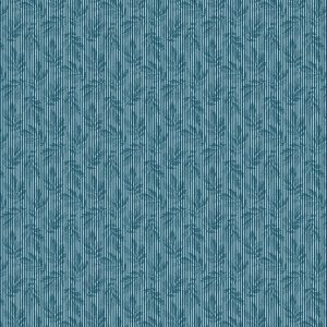 tissu andover 8825-B bleu lemillepatch