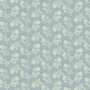 tissu andover 8826-B bleu lemillepatch