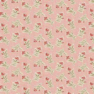 tissu andover 8826-E rose lemillepatch