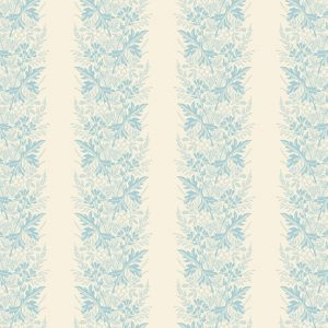 tissu andover 8827-L bleu lemillepatch