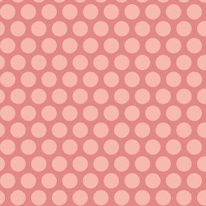 tissu andover 8831-E rose lemillepatch