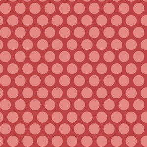tissu andover 8831-R rouge lemillepatch