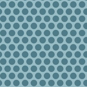 tissu andover 8831-W bleu lemillepatch