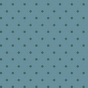 tissu andover 8834-B bleu lemillepatch