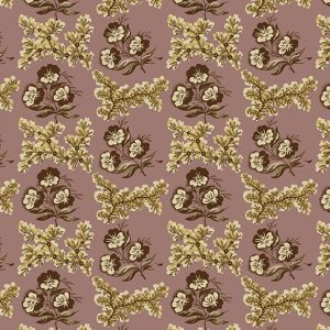 tissu andover 8920-LP mauve lemillepatch