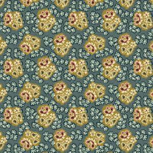 tissu andover 8922-LT bleu lemillepatch