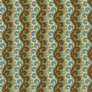 tissu andover 8925-LT bleu lemillepatch