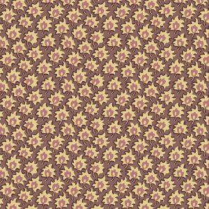 tissu andover 8927-EP mauve lemillepatch