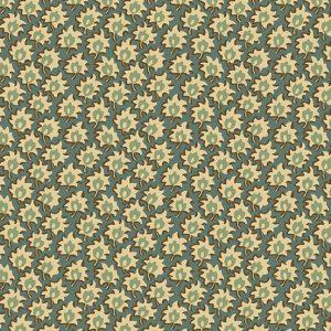 tissu andover 8927-LT bleu lemillepatch