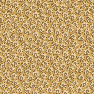 tissu andover 8927-LY jaune lemillepatch