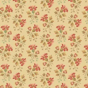 tissu andover 8615-L beige lemillepatch