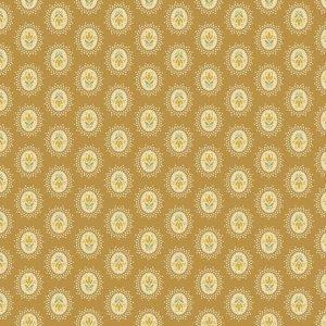 tissu andover 8616-Y beige lemillepatch