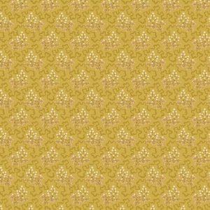 tissu andover 8619-Y jaune lemillepatch