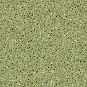 tissu andover 8623-T vert lemillepatch
