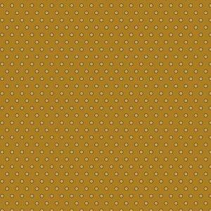 tissu andover 8624-Y marron lemillepatch