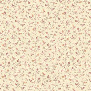 tissu andover 8756-E rose lemillepatch