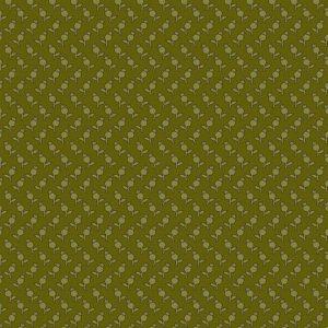 tissu andover 8757-G vert lemillepatch