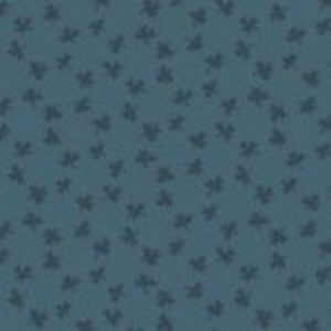 tissu andover 8700 B bleu lemillepatch
