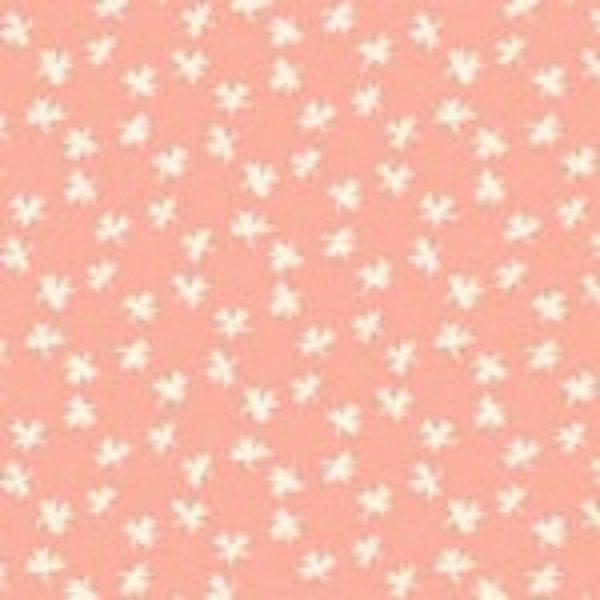 tissu andover 8700 OE rose lemillepatch