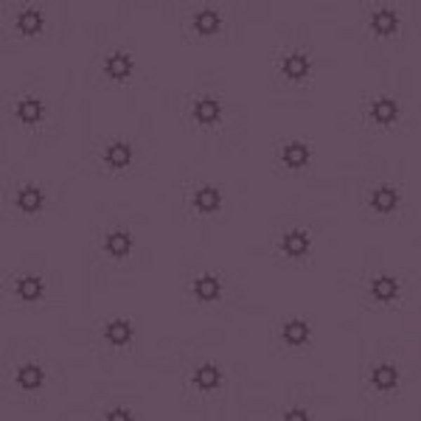tissu andover 8703 P violet lemillepatch