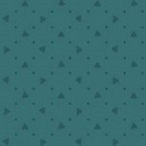 tissu andover 8704 T bleu lemillepatch