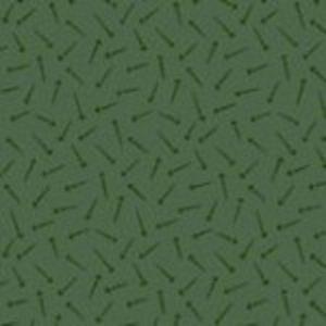 tissu andover 8705 G vert lemillepatch