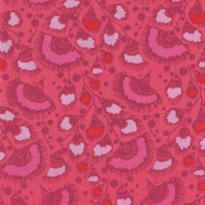 tissu Free Spirit 153 Cherry Lemillepatch