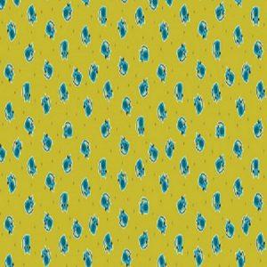 tissu andover 1917 G jaune lemillepatch