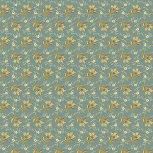 Tissu Andover – A 8618 T vert lemillepatch
