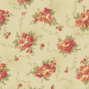 Tissu Andover – A 8986 L beige lemillepatch
