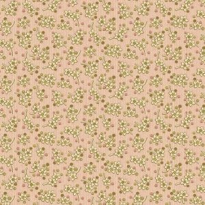 Tissu Andover – A 8987 LE rose lemillepatch