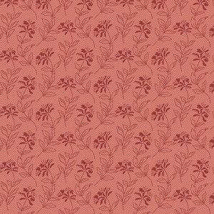tissu andover A-8990-LE rose lemillepatch