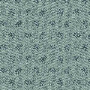 Tissu Andover – A 8990 T bleu lemillepatch