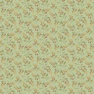 tissu andover A-8991-G vert lemillepatch