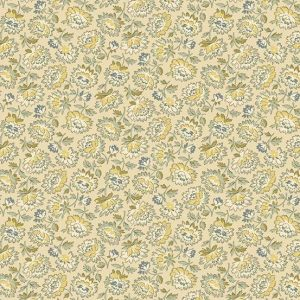 tissu andover A-8993-TL beige lemillepatch
