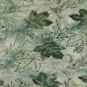 Tissu Hoffman 3333-821 vert lemillepatch