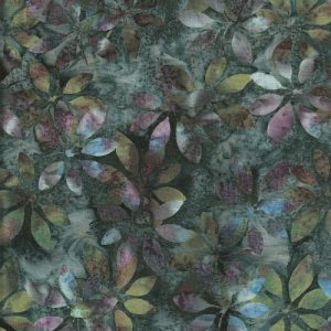 Tissu Hoffman 3355-702 vert lemillepatch