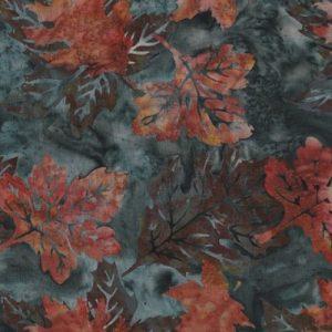 Tissu Hoffman 3357-703 bleu lemillepatch