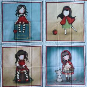 Tissu QT Fabrics –  Santoro 27139 X