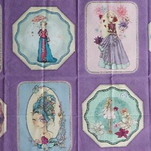 tissu QT Fabrics Santoro 26941 lemillepatch