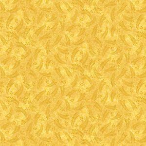 Tissu Stof Fabrics – 4500 946 jaune lemillepatch