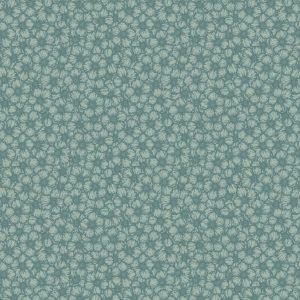 Tissu Stof Fabrics – 4500 951 bleu lemillepatch