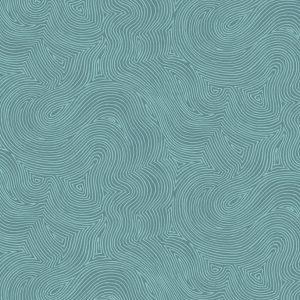 Tissu Stof Fabrics – 4500 955 bleu lemillepatch