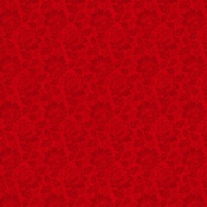 Tissu Stof Fabrics – 4500 969 rouge lemillepatch
