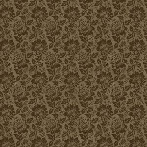 Tissu Stof Fabrics – 4500 970 marron lemillepatch