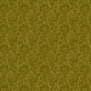 Tissu Stof Fabrics – 4500 971 vert lemillepatch