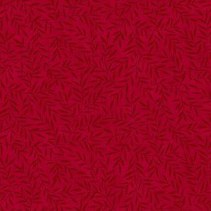 Tissu Stof Fabrics – 4500 973 rouge lemillepatch