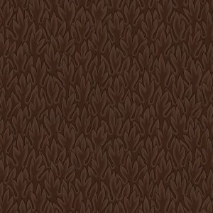 Tissu Stof Fabrics – 4500 978 marron lemillepatch